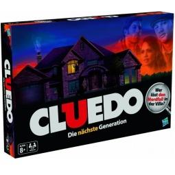Купить Игра настольная Hasbro «Клуэдо» A5826 обновленная
