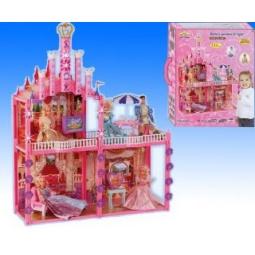 фото Замок кукольный Shantou Gepai 941100
