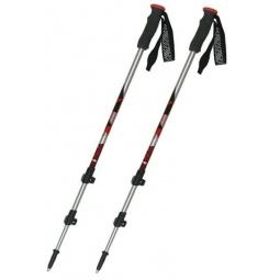 Купить Палки треккинговые телескопические MASTERS Yukon Pro