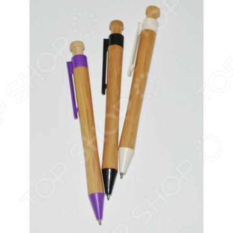 Ручка из бамбука Beifa «Премиум Экопродукт». В ассортиментеПодарки для коллеги<br>Товар продается в ассортименте. Цвет изделия при комплектации заказа зависит от наличия товарного ассортимента на складе. Ручка из бамбука Beifa Премиум Экопродукт - уникальный пишущий инструмент, который станет отличным решением для работы или учебы. Ручка воплощает в себе прекрасные характеристики, оригинальный дизайн и высококачественные материалы. Автоматическая шариковая ручка с бамбуковым корпусом отличается своей экологичностью, легкостью и безопасностью. Эргономичная форма ручки обеспечивает удобный хват и комфортное письмо. Качественный наконечник стержня гарантирует мягкие и плавные линии толщиной 0,7 мм.<br>