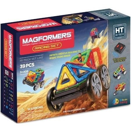Купить Конструктор магнитный Magformers 63131 Racing set