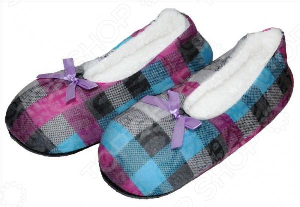 Тапочки-носки «Балетки». В ассортименте