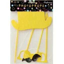 фото Карнавальный набор Феникс-Презент 3920. Цвет: желтый