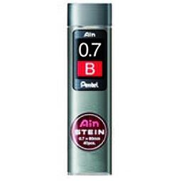 фото Набор грифелей для механического карандаша Pentel Ain Stein. Твердость грифеля: B. Толщина линии: 0,7 мм