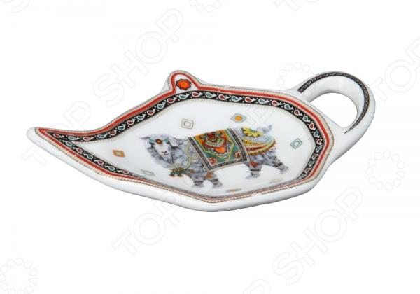 Блюдце Rosenberg 8223 это надежный и легкий в использовании элемент сервировки стола, который может отлично дополнить как домашний интерьер, так и уютное кафе. Элегантная форма блюдца, дополненная оригинальным принтом, подарит хорошее настроение всем любителям чаепитий, а также привнесет разнообразие в приготовление любимых десертов и сервировку семейного стола. Изделие выполнено из керамики, что гарантирует долгий срок службы и хорошую износоустойчивость.