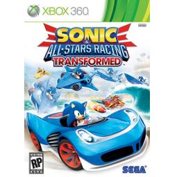 Купить Игра для PC Sonic & All-Star Racing Transformed (Jewel, rus doc)
