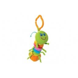 Развивающая игрушка гусеничка