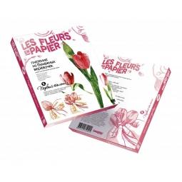 Купить Набор для квиллинга Josephin № 6 Первый тюльпан
