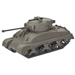 Купить Сборная модель танка Revell M4A1 Sherman