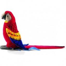 фото Мягкая игрушка Hansa «Попугай Ара»