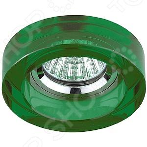 Светильник светодиодный встраиваемый Эра DK38 CH/GR