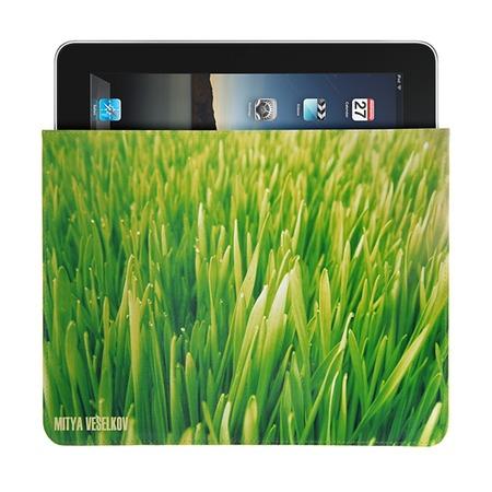 Купить Чехол для iPad Mitya Veselkov «Газон»