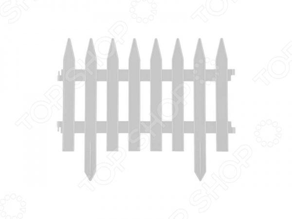 Забор декоративный Grinda «Классика» 422201 Забор декоративный Grinda 422201-W /Белый
