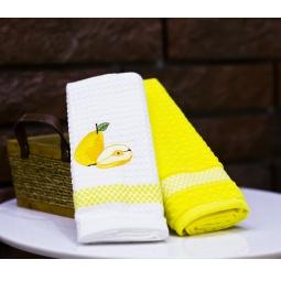 Купить Комплект из 2-х кухонных полотенец Mariposa Pear