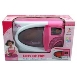 фото Микроволновая печь игрушечная Shantou Gepai 635