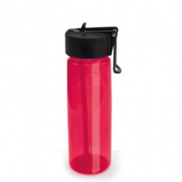 фото Бутылка для воды IRIS Barcelona I8202. Цвет: красный