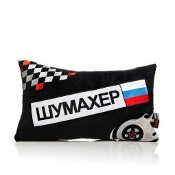 Купить Подушка в машину Maxitoys «Шумахер»