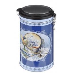 фото Емкость для сыпучих продуктов Феникс-Презент «Синий натюрморт»