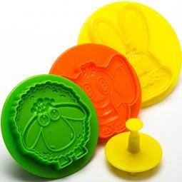 Купить Набор форм для печенья Mayer&Boch MB-24011 «Зверушки»