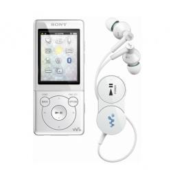 фото MP3-плеер SONY NWZ-S774BT. Цвет: белый