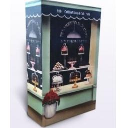 фото Книга-шкатулка Феникс-Презент «Кондитерская»