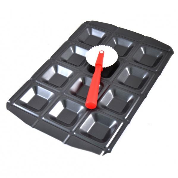 Набор: форма для печенья и нож-лопатка Irit IRNP-09 набор для выпечки модного печенья макарон
