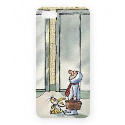 фото Чехол для iPhone 5 Mitya Veselkov «У лифта»