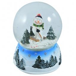 фото Декорация-шар музыкальная Новогодняя сказка 972096