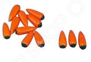 Игра развивающая RNToys «Счетный материал «Морковь»Другие обучающие и развивающие игры<br>Игра развивающая RNToys Счетный материал Морковь для развития навыков устного счета у малышей. Эти замечательные и яркие морковки помогут в игровой форме обучить ребенка счету, рассказать ему о количественном представлении предметов, научиться складыванию и вычитанию. Эта простая игра отлично поможет подготовить ребенка к школе, и в дальнейшем будет прекрасным помощником во время выполнения домашнего задания.<br>