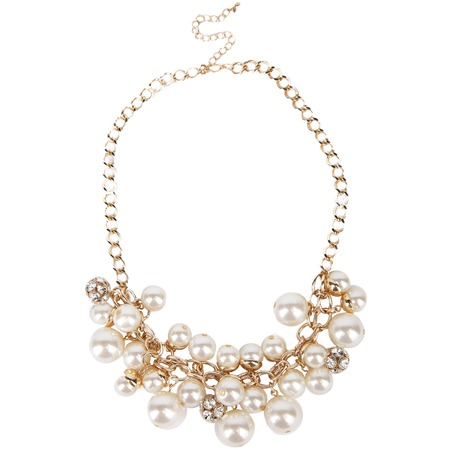 Купить Ожерелье Лаура Аматти «Игривый жемчуг»
