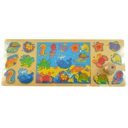 Купить Лото ADEX «Морские обитатели»