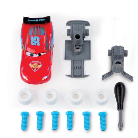 Купить Конструктор-игрушка Smoby «Молния МакКуин» Ice Racer