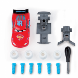 фото Конструктор-игрушка Smoby «Молния МакКуин» Ice Racer