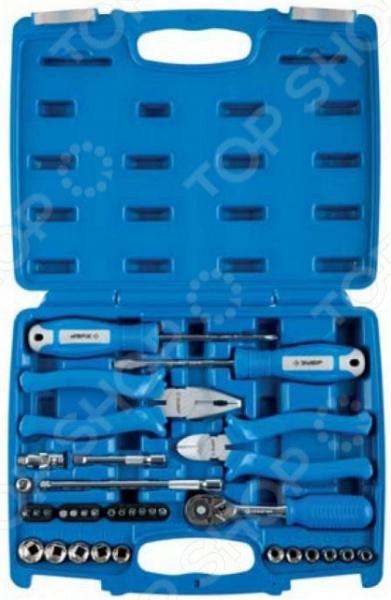 Набор слесарно-монтажного инструмента Зубр «Эксперт» 27671-H33