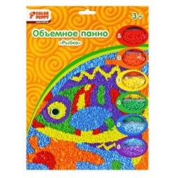 фото Набор для детского творчества Color Puppy «Объемное панно. Рыбка»