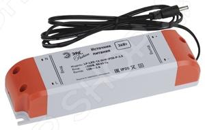 Адаптер питания для модульных светодиодных систем Эра LP-LED-12-36W-IP20-P-3,5 адаптер питания для модульных светодиодных систем эра lp led 12 36w ip20 p 3 5