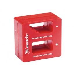 Купить Намагничиватель-размагничиватель для наконечников отверток MATRIX