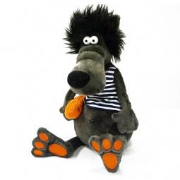 Купить Мягкая игрушка ДуRашки «Волчок и вобла»
