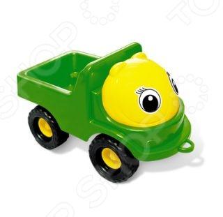 Грузовик Стеллар «Кузнечик» набор для игры в песочнице dolu грузовик с просторным кузовом