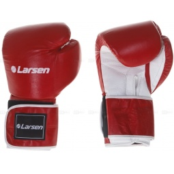 фото Перчатки боксерские Larsen TC-0894