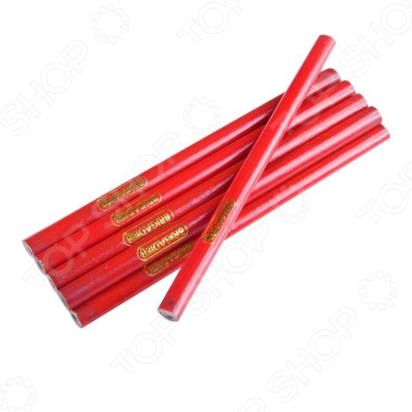 Набор карандашей строительных Brigadier 13016 Brigadier - артикул: 475928