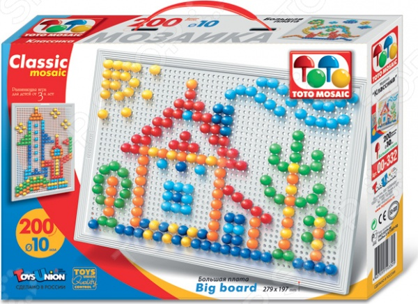 Мозаика Toys Union «Волшебная страна»