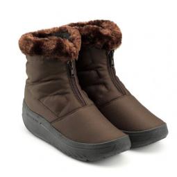 Купить Ботинки зимние женские Walkmaxx 2.0. Цвет: коричневый