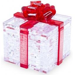 Купить Кристальный пазл 3D Crystal Puzzle «Подарок»