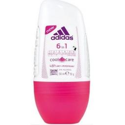Купить Дезодорант шариковый Adidas Cool&Care 6 in 1