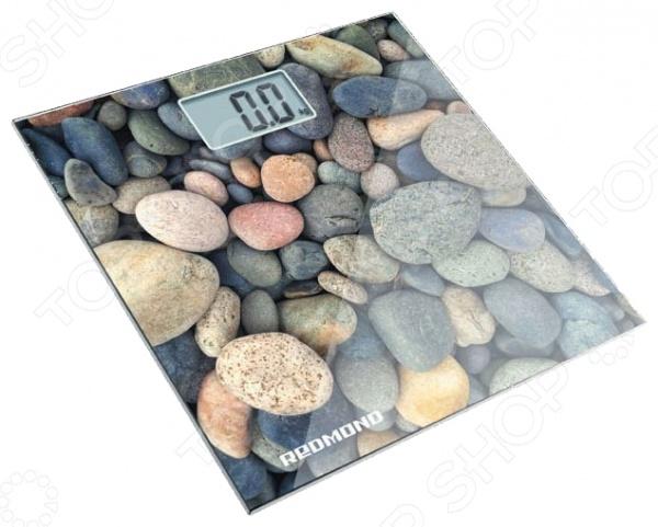 Весы Redmond RS-708. Рисунок: камни