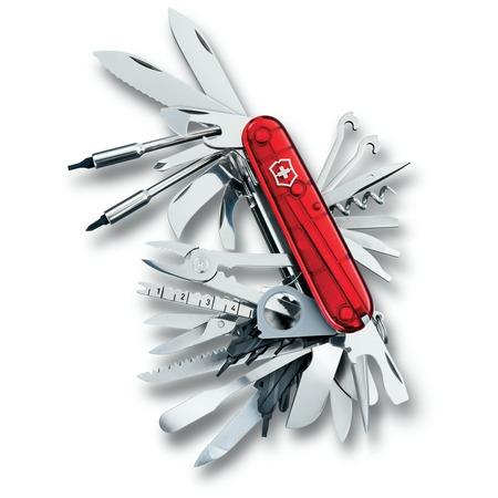 Купить Нож перочинный Victorinox SwissChamp 1.6795.XLT