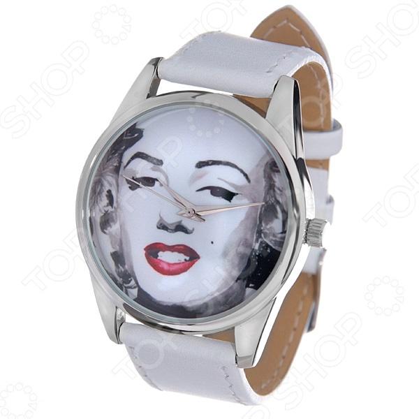 Часы наручные Mitya Veselkov «Монро» MV.White часы наручные mitya veselkov часы mitya veselkov монро арт mv 29