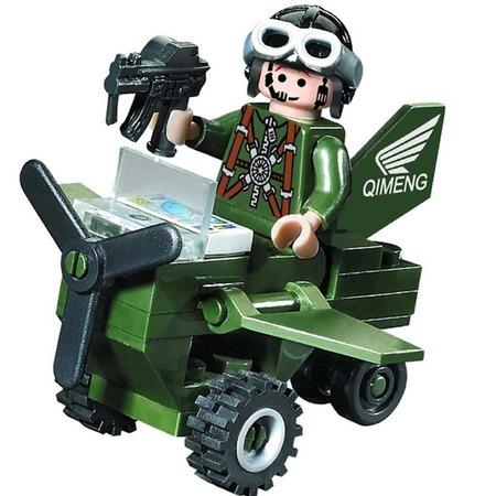 Купить Конструктор игровой Brick «Вертолет» 801
