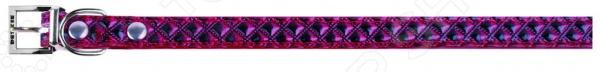 DEZZIE «Стабби». Цвет: фиолетовый купить электронный ошейник для алабая